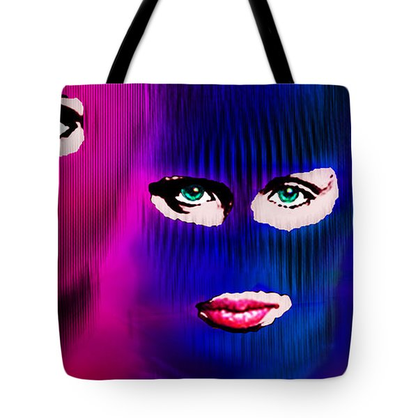 Pussy Riot Tote Bag