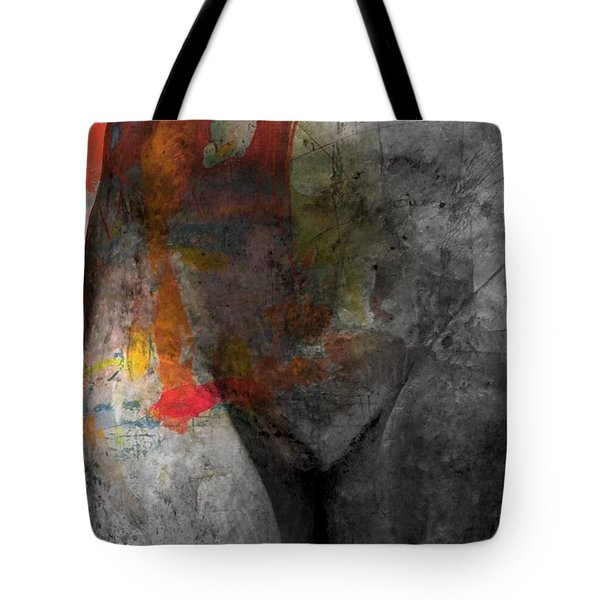 Put A Little Love In Your Heart Tote Bag