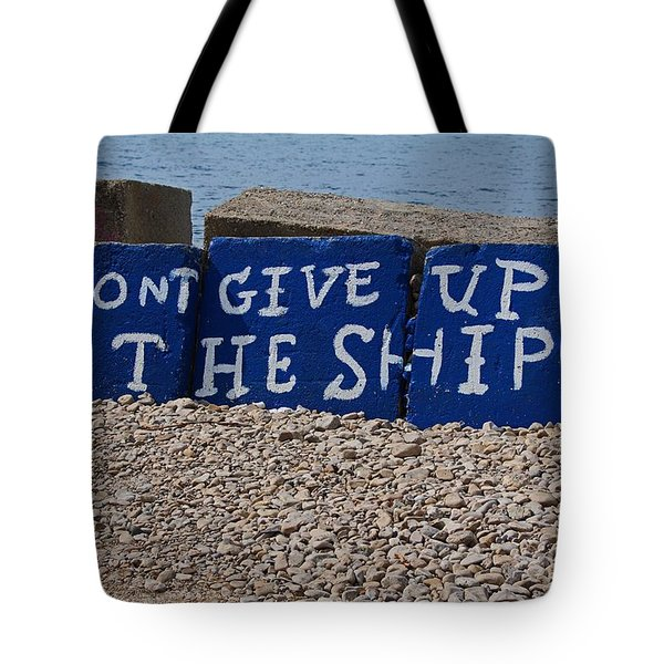 Put-in-bay Shoreline II Tote Bag