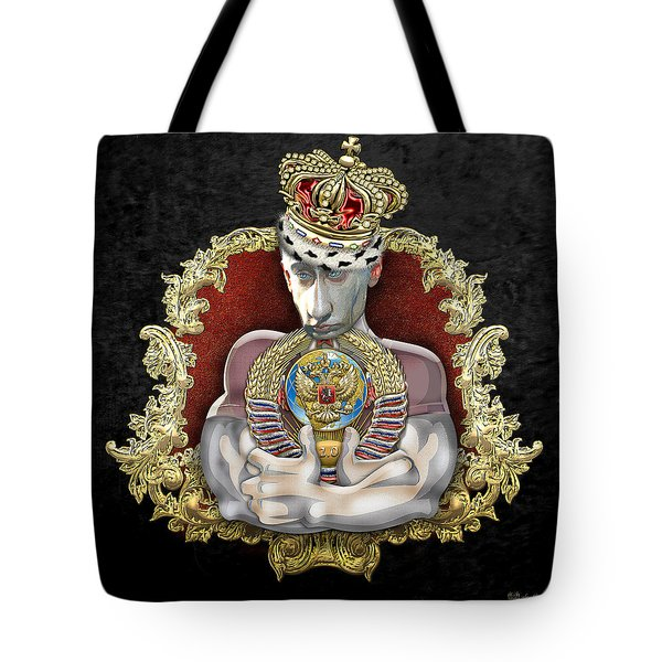 Putin's Dream - Ussr 2.0 Tote Bag