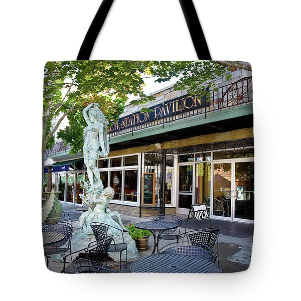 Putnam Antiques Tote Bag by Susan Cole Kelly