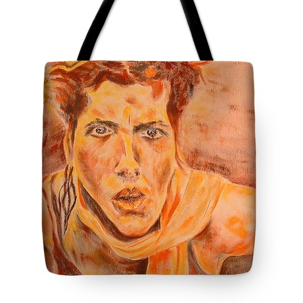 Puzzeld Tote Bag