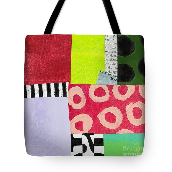 Puzzle 7 Tote Bag