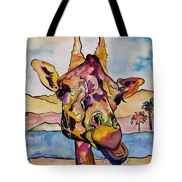 Puzzles Tote Bag by Pat Saunders-White