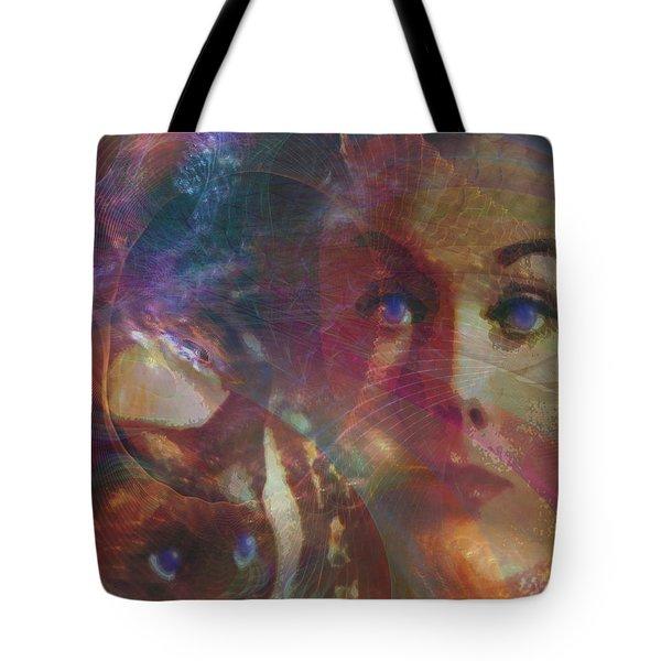 Pyewacket And Gillian Tote Bag