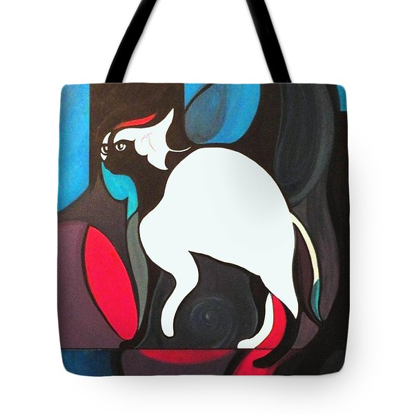 Pyewacket Tote Bag