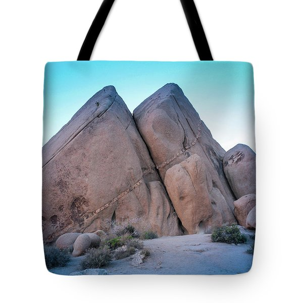Pyramids At Live Oak Tote Bag