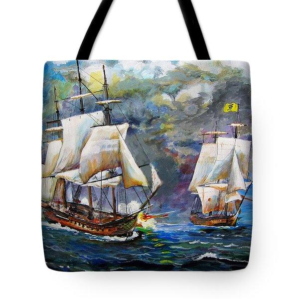 Pyrates Tote Bag