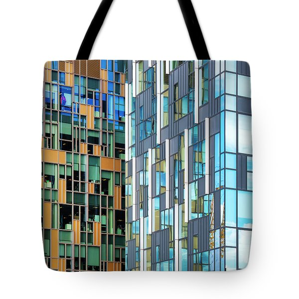 Quadrilaterals Tote Bag