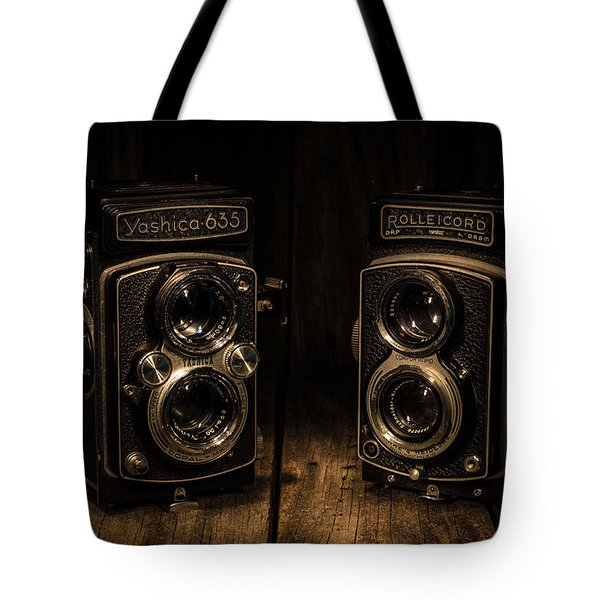 Tote Bag featuring the photograph Quality by Keith Hawley