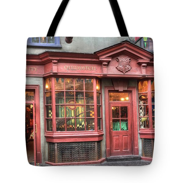 Quality Quidditch Supplies Tote Bag