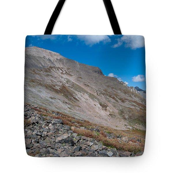 Quandary Peak Tote Bag