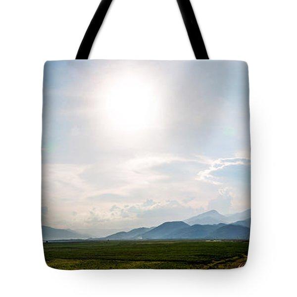 Quang Nam Earth Tote Bag