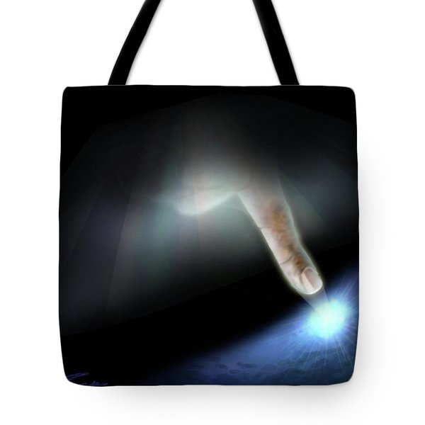 Quantum Mechanics Tote Bag