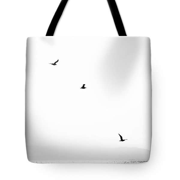 Tote Bag featuring the photograph Quartet by Hayato Matsumoto