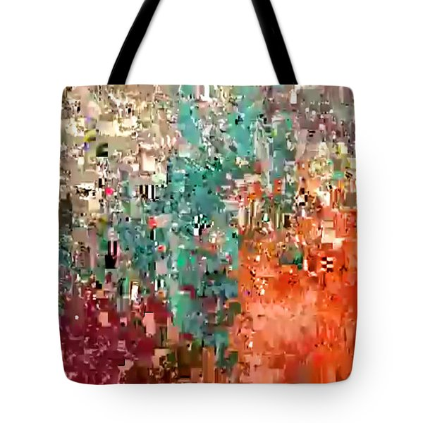 Quartz 508 Tote Bag