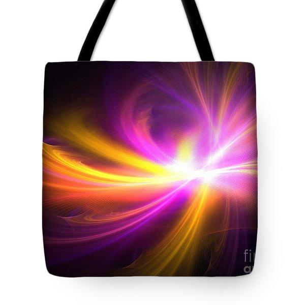 Quasi-stellar Tote Bag by Kim Sy Ok