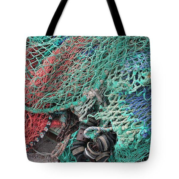 Quayside Beauty Tote Bag