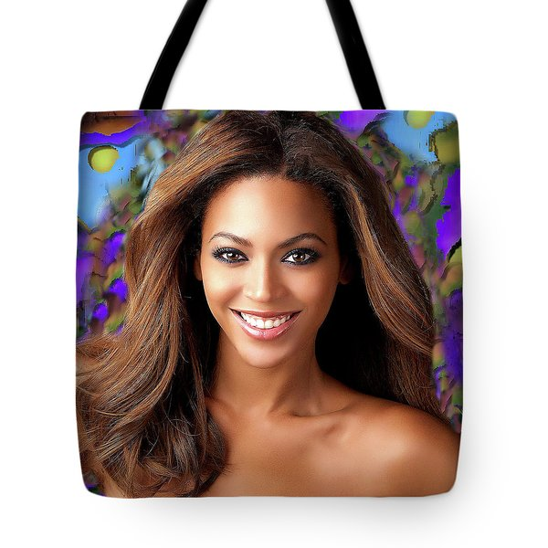 Queen Beyonce Tote Bag