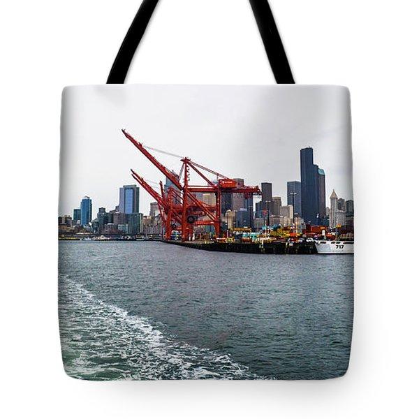 Queen City Tote Bag