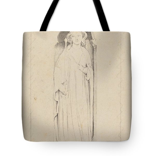 Queen Eleanor, From Waltham Cross Tote Bag