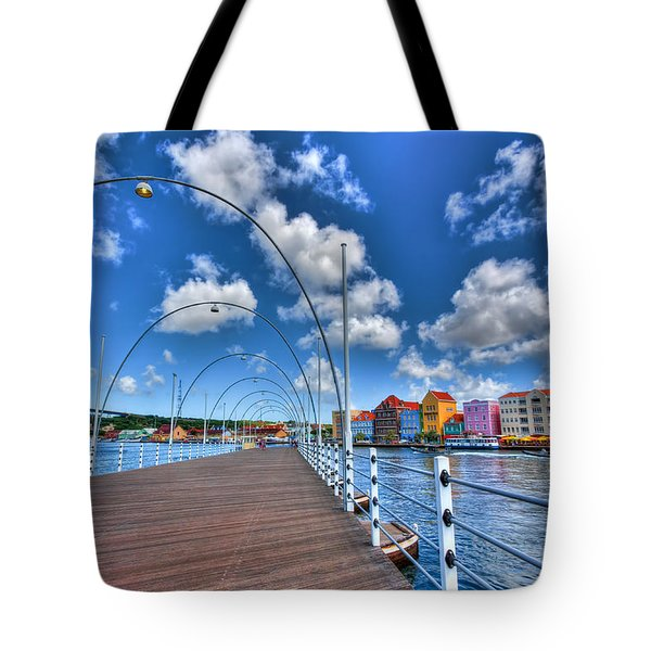 Queen Emma Bridge Tote Bag