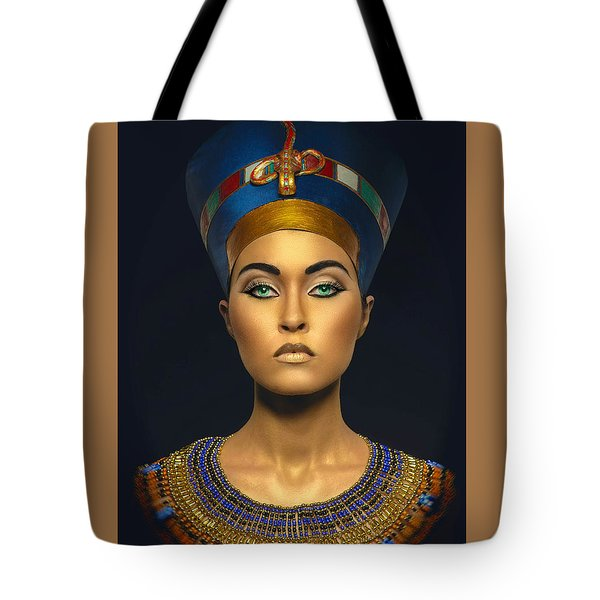 Queen Esther Tote Bag by Karen Showell
