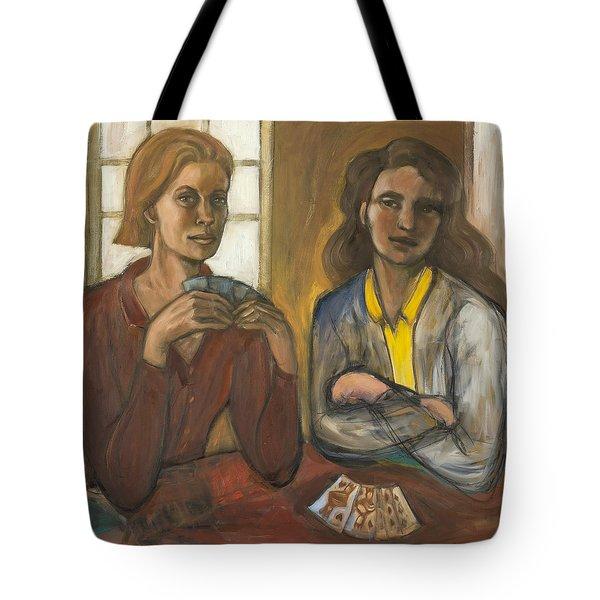 Queen High Tote Bag