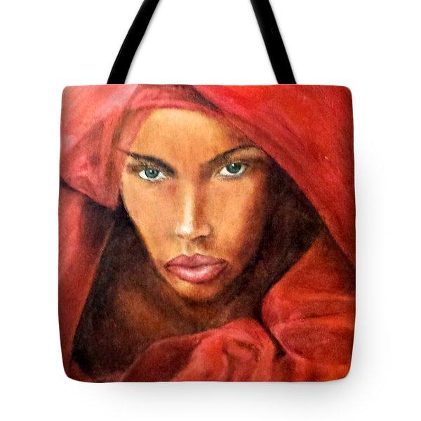 Queen No.10 Tote Bag