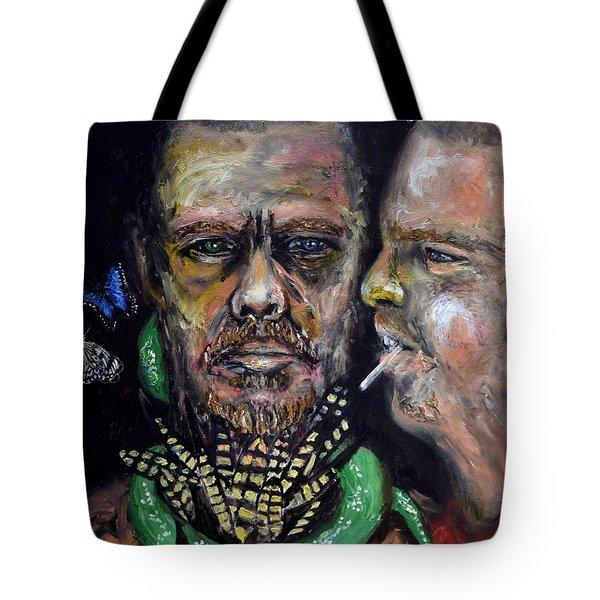 Queen Of Fashion Tote Bag by Antonio Ortiz
