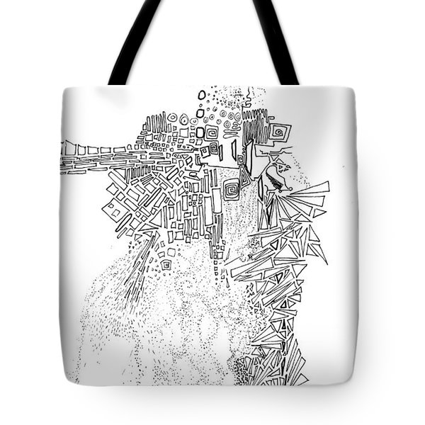 Queen Of The Afternoon Tote Bag