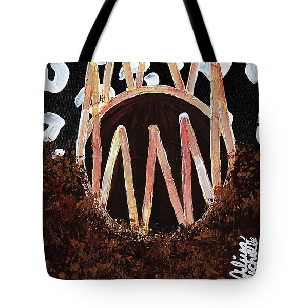 Queen Of The Wild Tote Bag