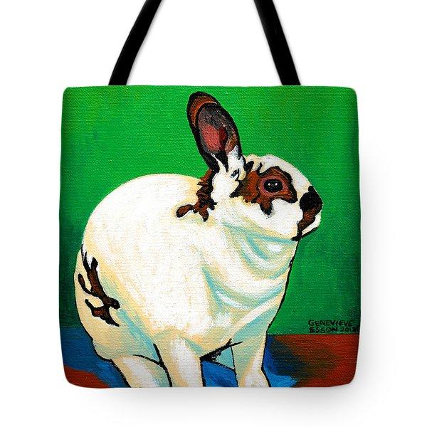 Queenie Tote Bag by Genevieve Esson