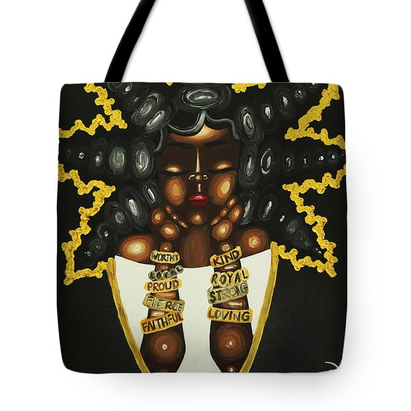 Queenisms Tote Bag