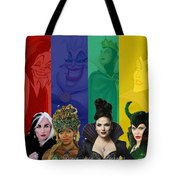 Queens Of Darkness Tote Bag