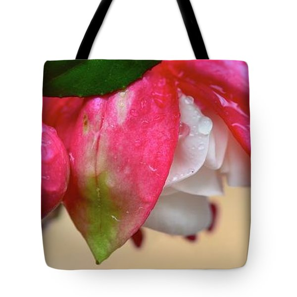 Tote Bag featuring the photograph Quenched by Corinne Rhode