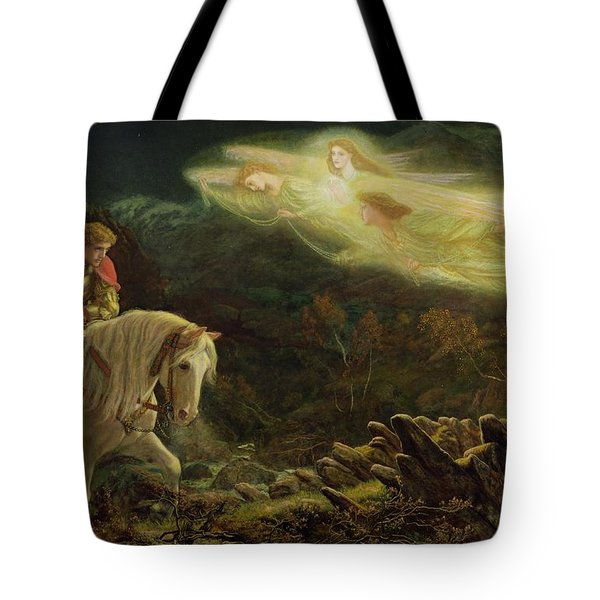 Quest For The Holy Grail Tote Bag