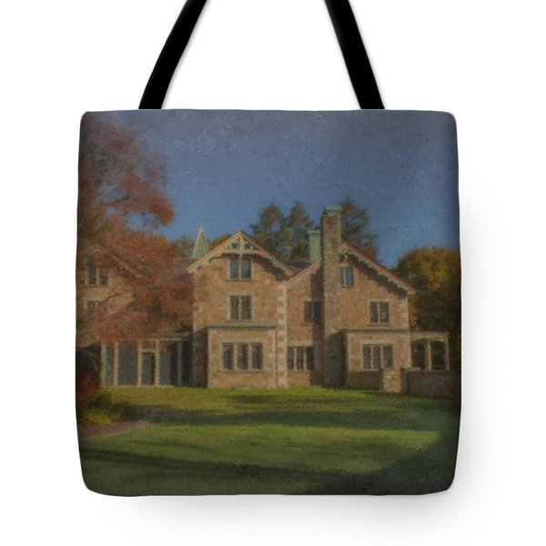 Quest House Garden Tote Bag