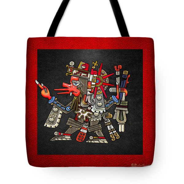 Quetzalcoatl - Codex Borgia Tote Bag