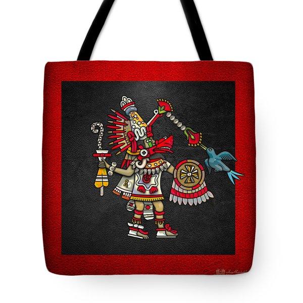 Quetzalcoatl - Codex Magliabechiano Tote Bag