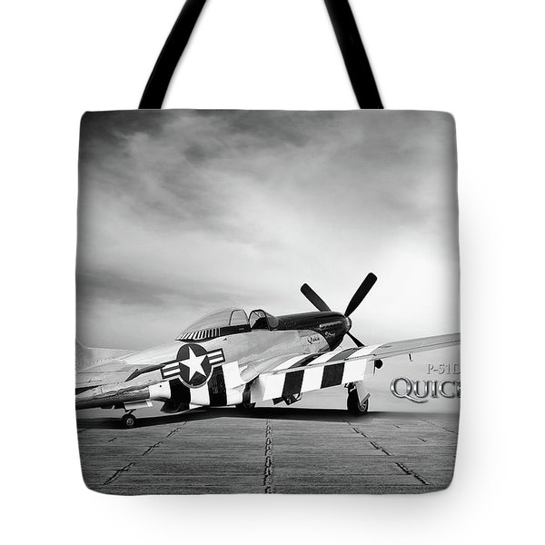 Quick Silver P-51 Tote Bag