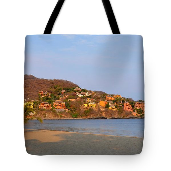 Tote Bag featuring the photograph Quiet Afternoon by Jim Walls PhotoArtist