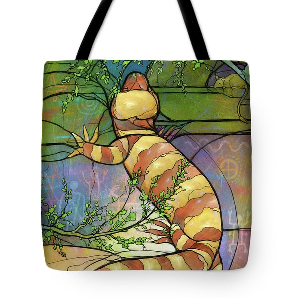 Quiet As A Mouse Tote Bag