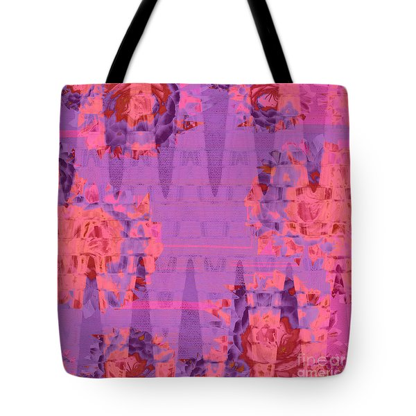 Quiet Blessing Tote Bag