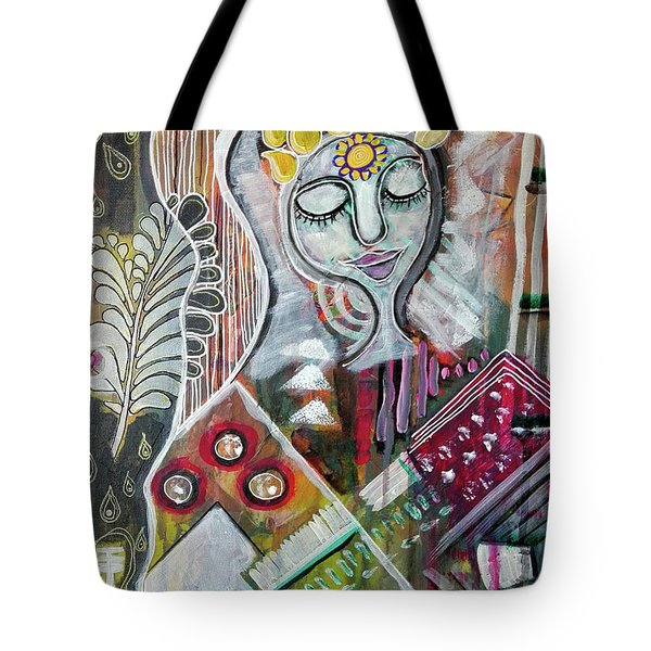 Quiet Bliss Tote Bag