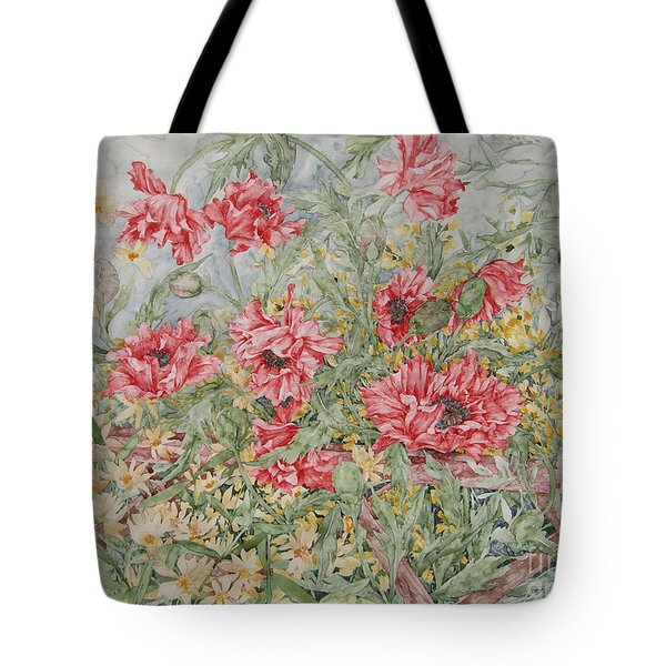 Quiet Corner Tote Bag