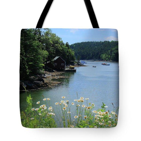Quiet Cove 2 Tote Bag