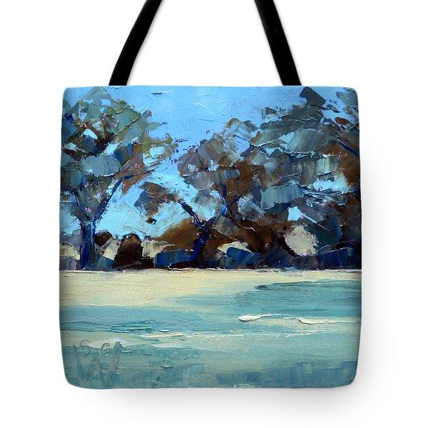 Quiet Fields Tote Bag