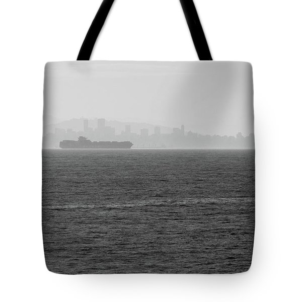 Quiet Giants Tote Bag