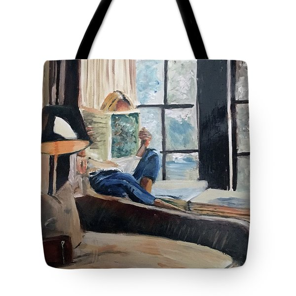 Quiet Moment Tote Bag